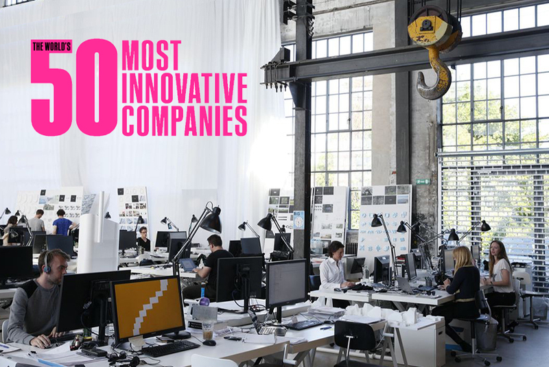 Fast Company Names Big One Of The Most Innovative Architecture Companies In The World Big Bjarke Ingels Group